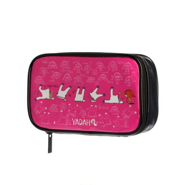 Косметичка YADAH COSMETIC POUCH_HOT PINK