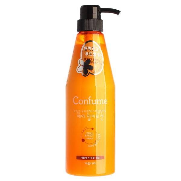 Лосьон для волос фиксирующий Confume Hair Miky Lotion 600 600гр