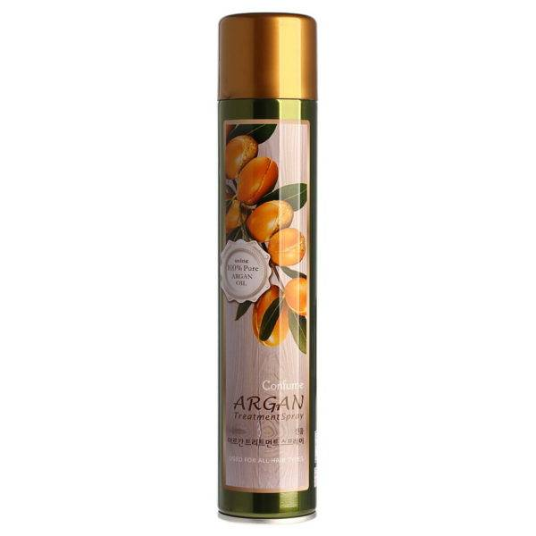 Confume Argan Лак для волос Confume Argan Treatment Spray 300мл