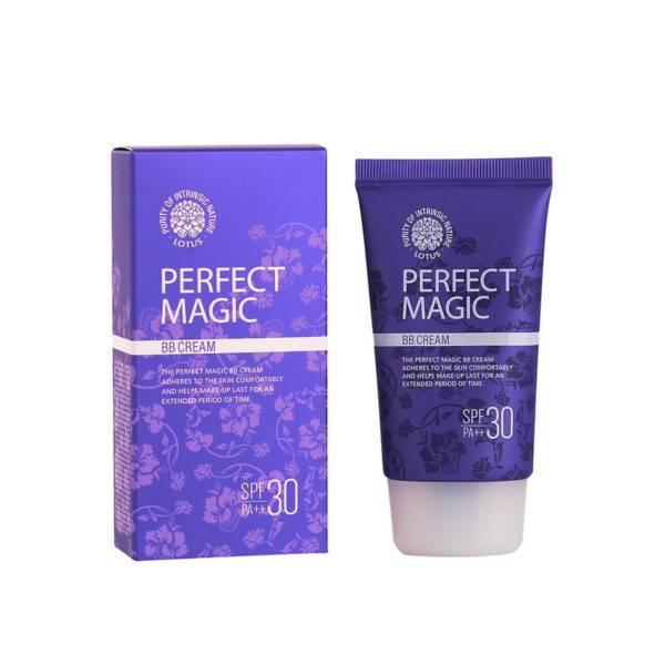 Lotus ББ крем многофункциональный Lotus Perfect Magic BB Cream 50мл