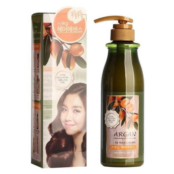 Confume Argan Эссенция для волос с аргановым маслом Confume Argan Treatment  Smoothing Hair Essence 500мл
