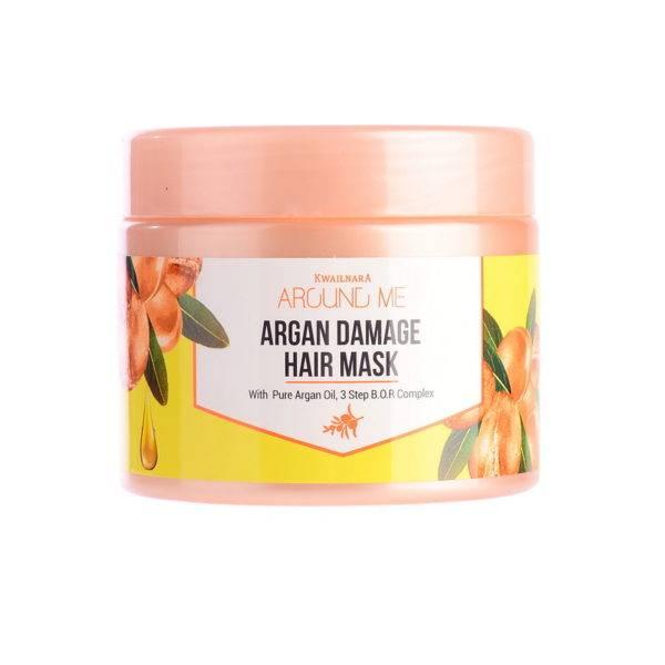 Argan Маска для поврежденных волос Around me Argan Damage Hair Mask 300гр