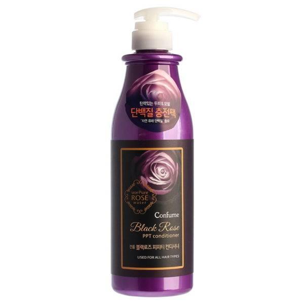 Confume Кондиционер для волос Черная роза Confume Black Rose PPT Conditioner 750мл