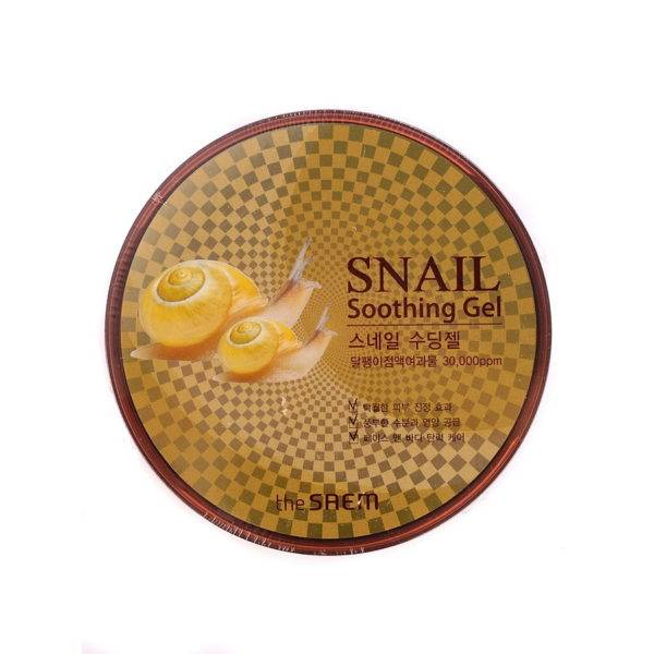 Snail Гель с улиточным экстрактом Snail Soothing Gel 300мл