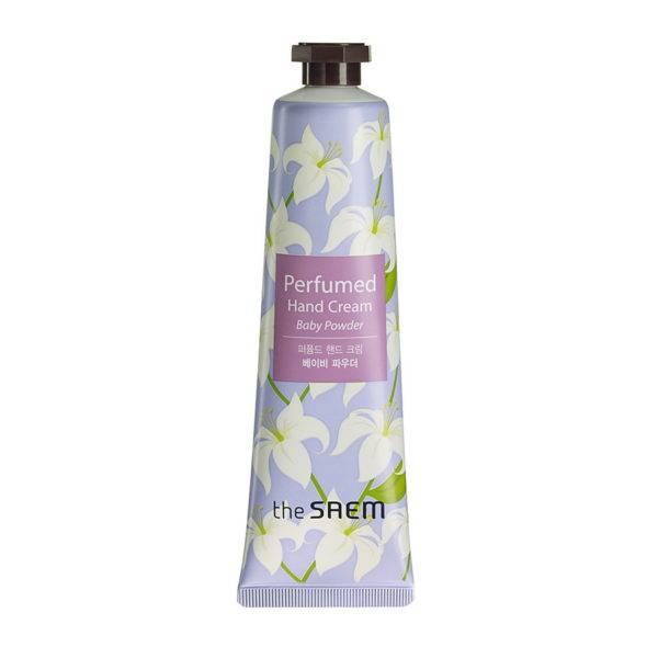Hand P Крем для рук парфюмированый Perfumed Hand Cream Baby Powder- 30мл