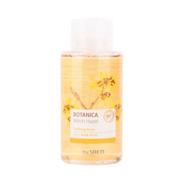Botanica Тонер для лица Botanica Witch Hazel Soothing Toner_400ml 400мл