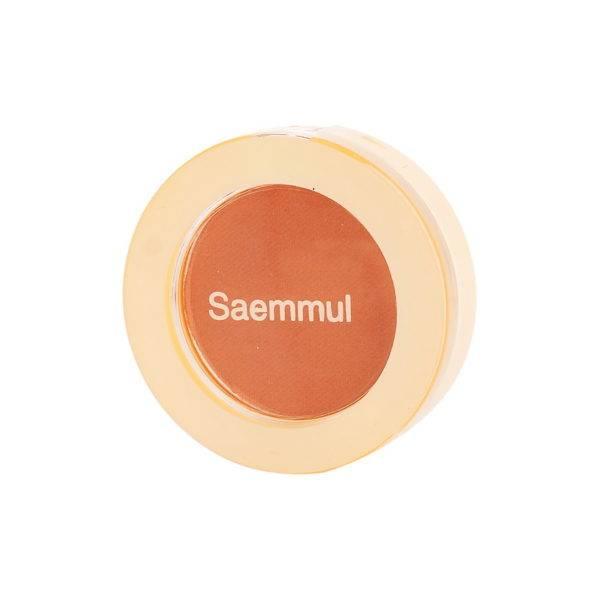 EYE Тени для век матовые Saemmul Single Shadow(Matt) BR01 1