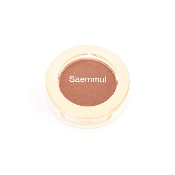 EYE Тени для век матовые Saemmul Single Shadow(Matt) BR02 1