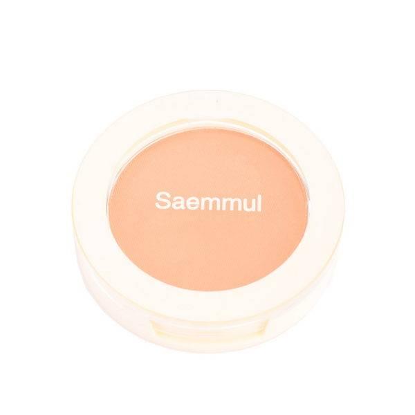 Румяна Saemmul Single Blusher BR02 Naked Brown(Shading) 5гр