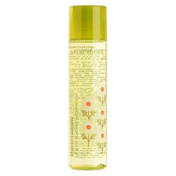 CLEAN Средство для удаления водостойкого макияжа FOREST GARDEN LIP&EYE REMOVER WATERPROOF 115мл