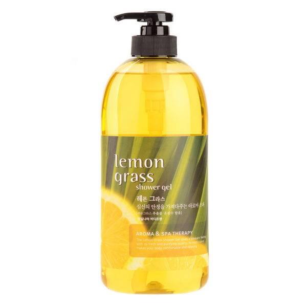 Body Phren Гель для душа Body Phren Shower Gel (Lemon Grass)
