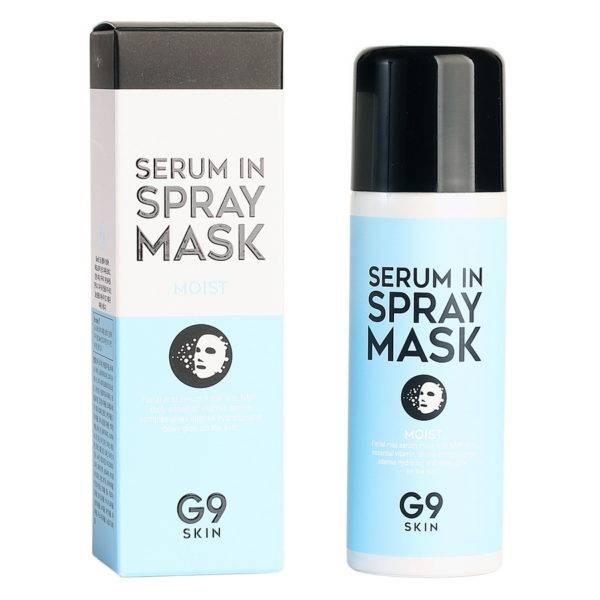 Спрей-сыворотка для лица увлажняющая SERUM IN Spray mask - MOIST 50ml