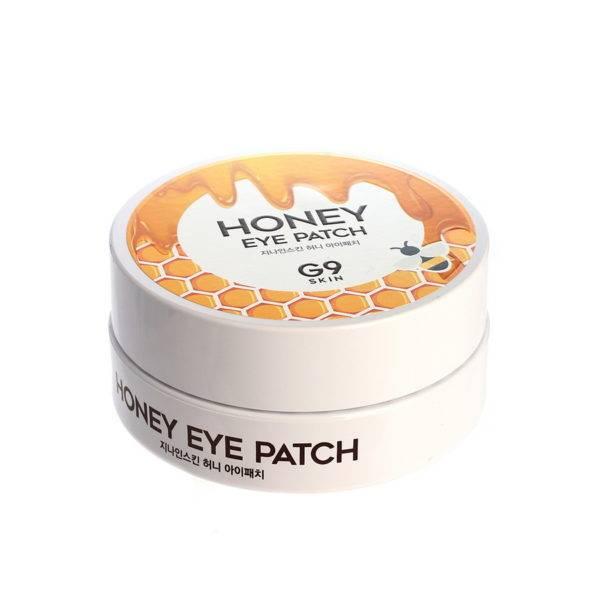 Eye Патчи для глаз гидрогелевые с медом  G9SKIN Honey Eye Patch