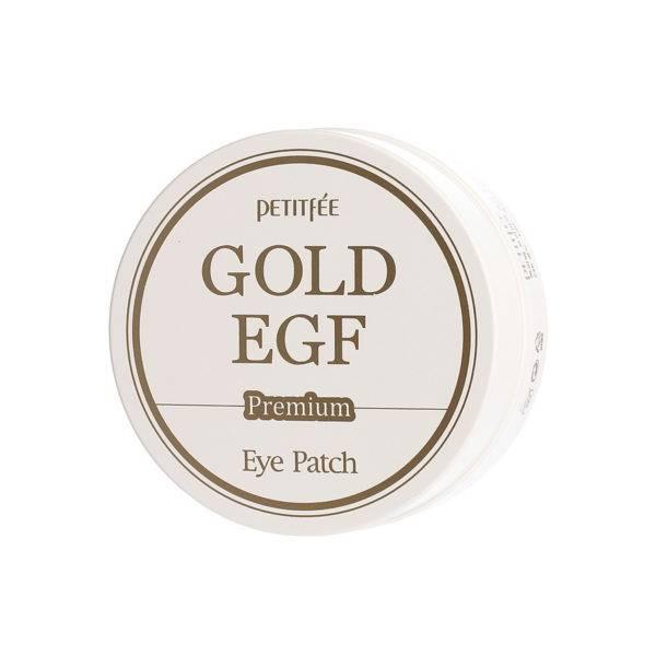 Патчи для глаз с золотом Premium Gold & EGF Eye Patch   1