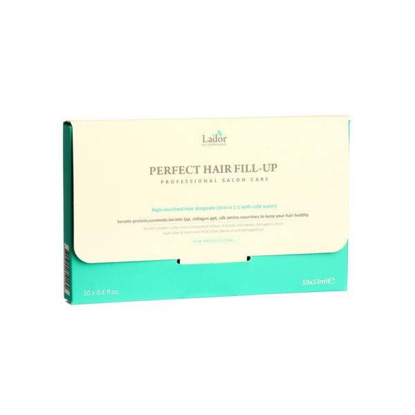 Perfect Филлер для восстановления волос Perfect Hair Filler 13ml x 10  13мл*10