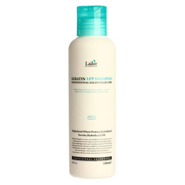 Keratin Шампунь для волос кератиновый Keratin LPP Shampoo 150ml 150мл
