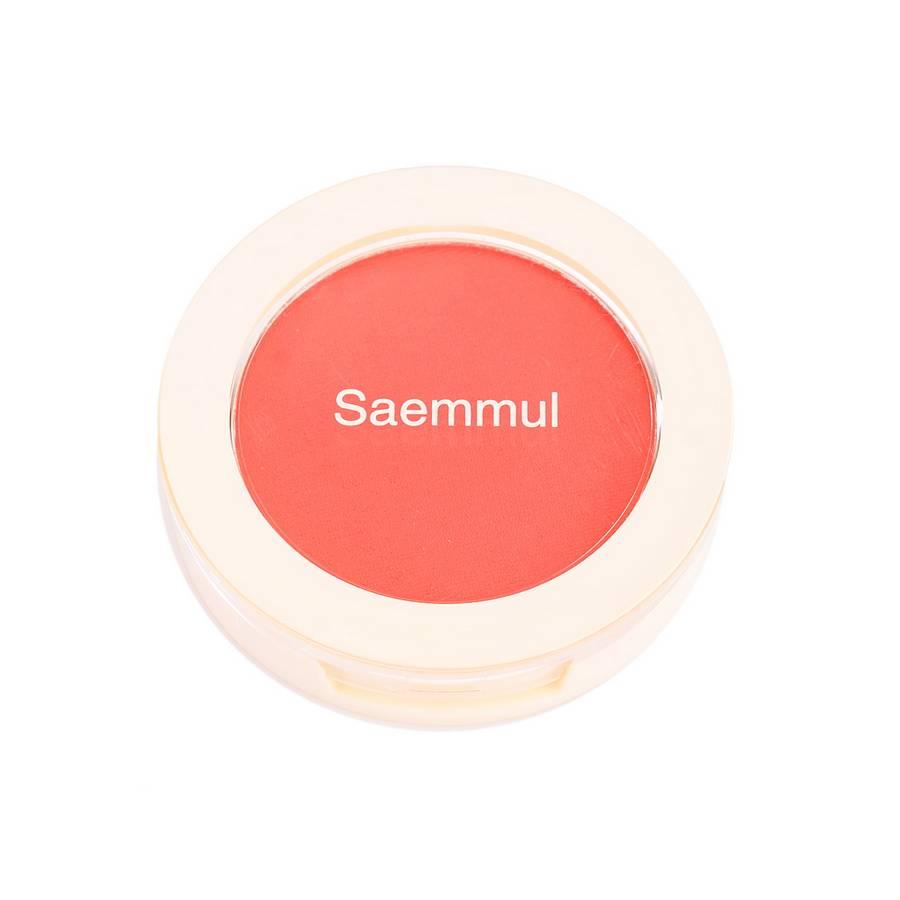 СМ Румяна компактные Saemmul Single Blusher RD01 Dragon Red 5гр