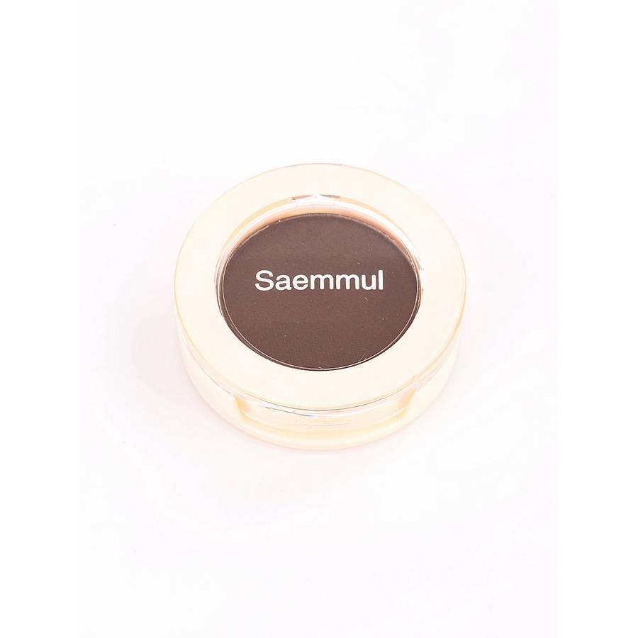 СМ EYE Тени для глаз и бровей Saemmul Single Shadow(Matt) BR03 1