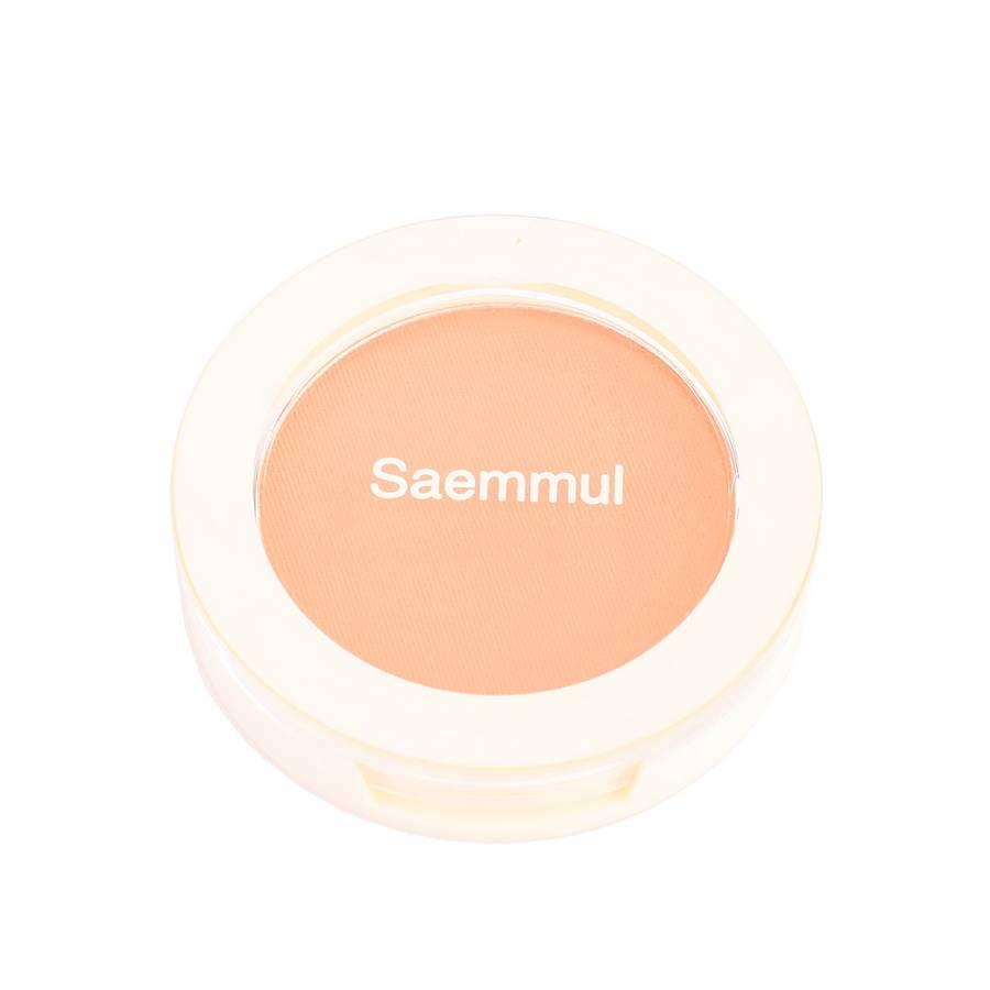 СМ Румяна компактные Saemmul Single Blusher BR02 Naked Brown(Shading) 5гр