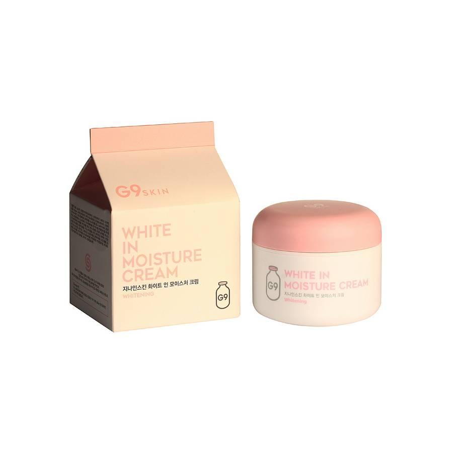 G9 White In Крем для лица увлажняющий G9 White In Moisture Cream
