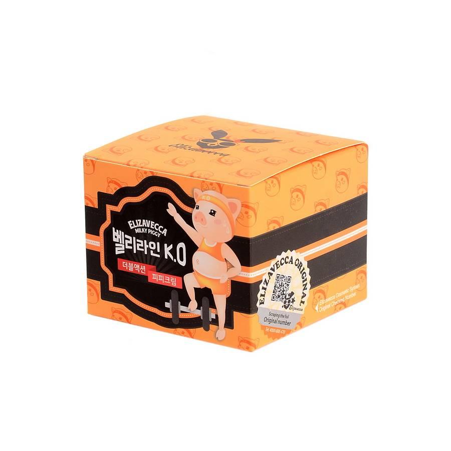 ЕЛЗ Milky Piggy Крем для тела массажный подтягивающий Milky Piggy K.O cream 100гр