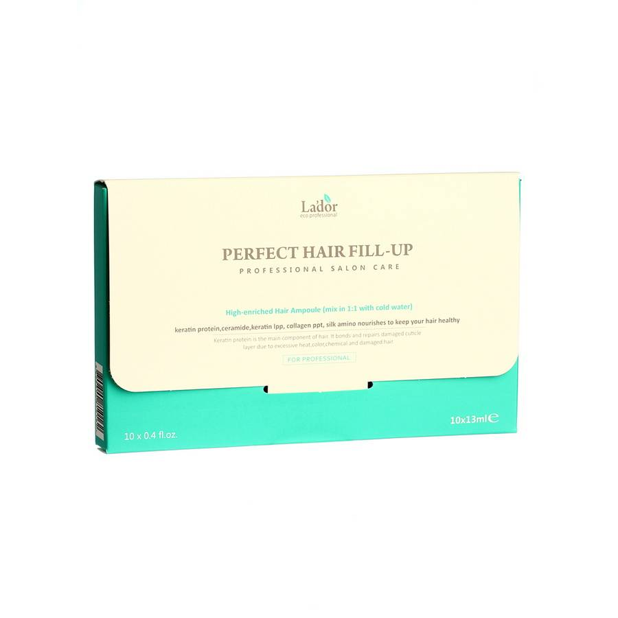 ЛД Perfect Филлер для восстановления волос Perfect Hair Filler 13ml x 10  13мл*10